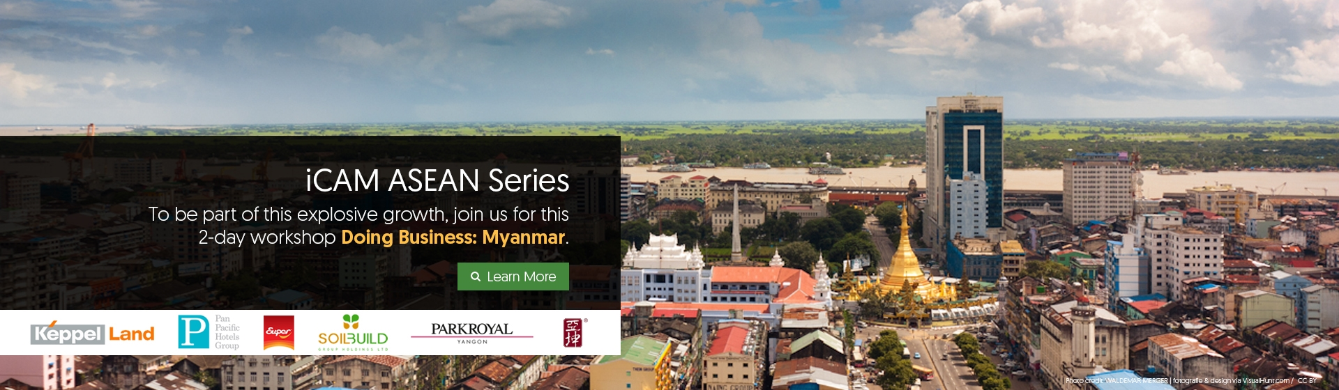 iCAM ASEAN Series - Doing Business in Myanmar