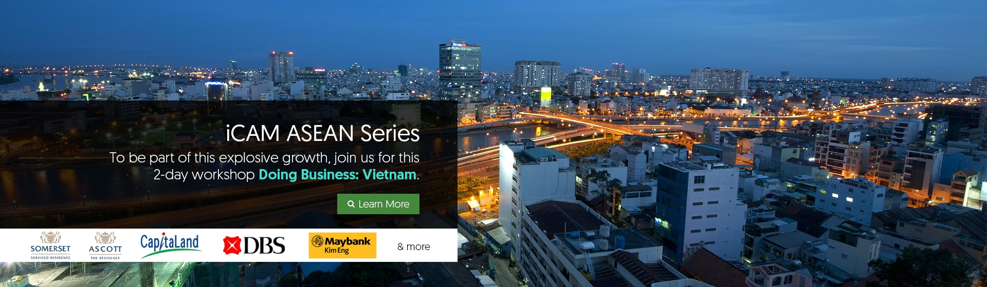 iCAM ASEAN Series - Doing Business in Vietnam
